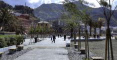 Nuova passeggiata di Riva Trigoso