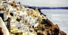 Santorini - Grecia (foto)