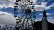 La ruota panoramica di Chiavari