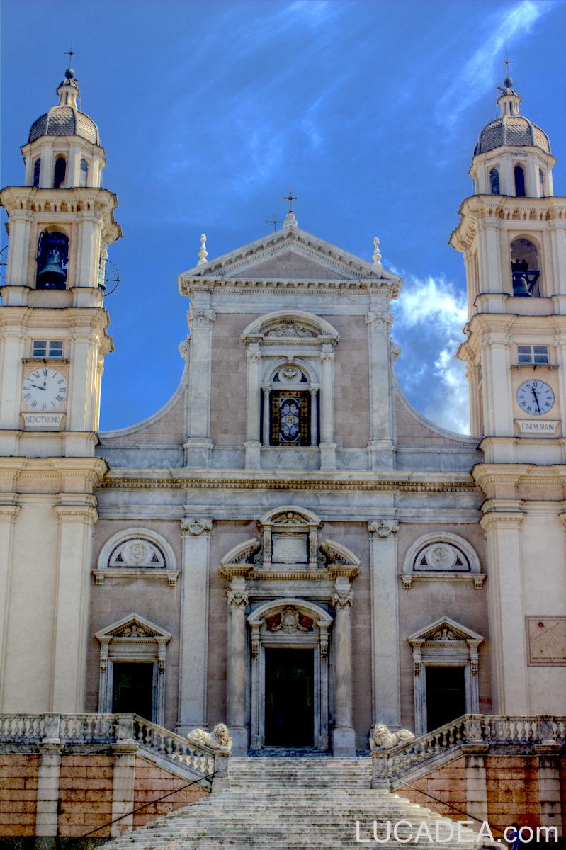 La Basilica di Santo Stefano a Lavagna