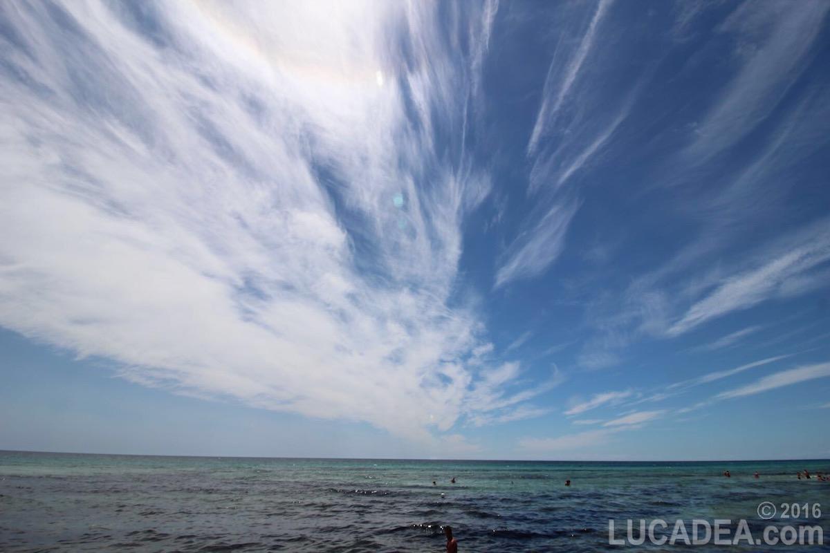 Cielo salentino (foto)