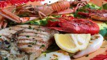 Grigliata di pesce mista: piatto semplice e veloce (foto)