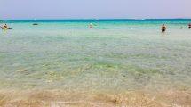 Spiagge da sogno: Lido Pizzo, Salento