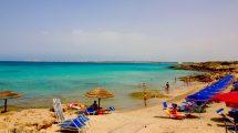 Spiagge da sogno: Punta della Suina, Salento