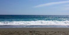 Renà il 27 giugno con mare leggermente mosso