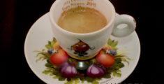 Tazzina e caffe Illy per Expo 2015