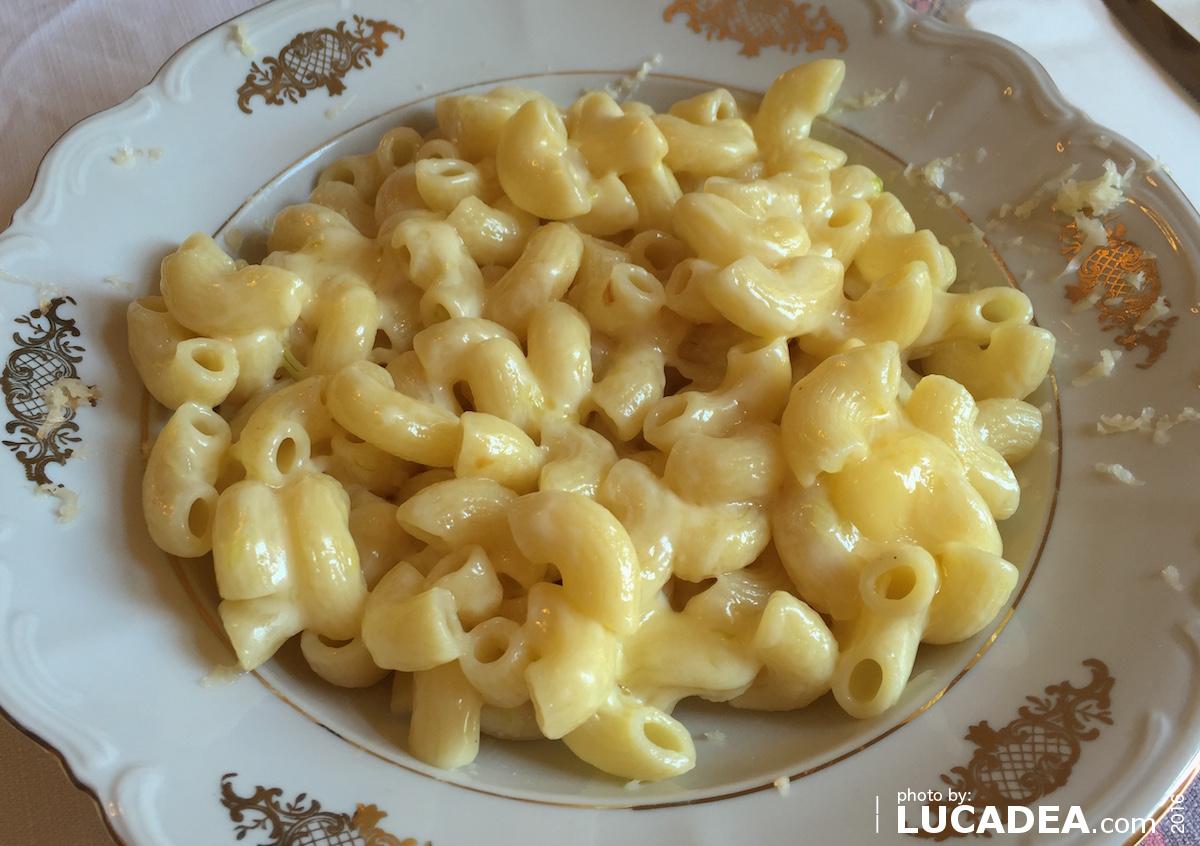 Pipette al formaggio
