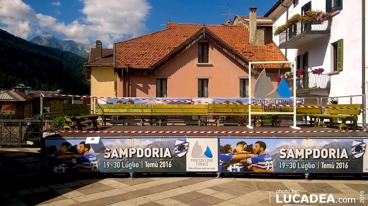 Presentazione Sampdoria 2016/2017
