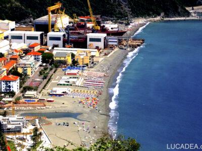 Spiaggia di Riva Trigoso