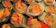 Verdure ripiene fatte in casa: un piatto tipico ligure