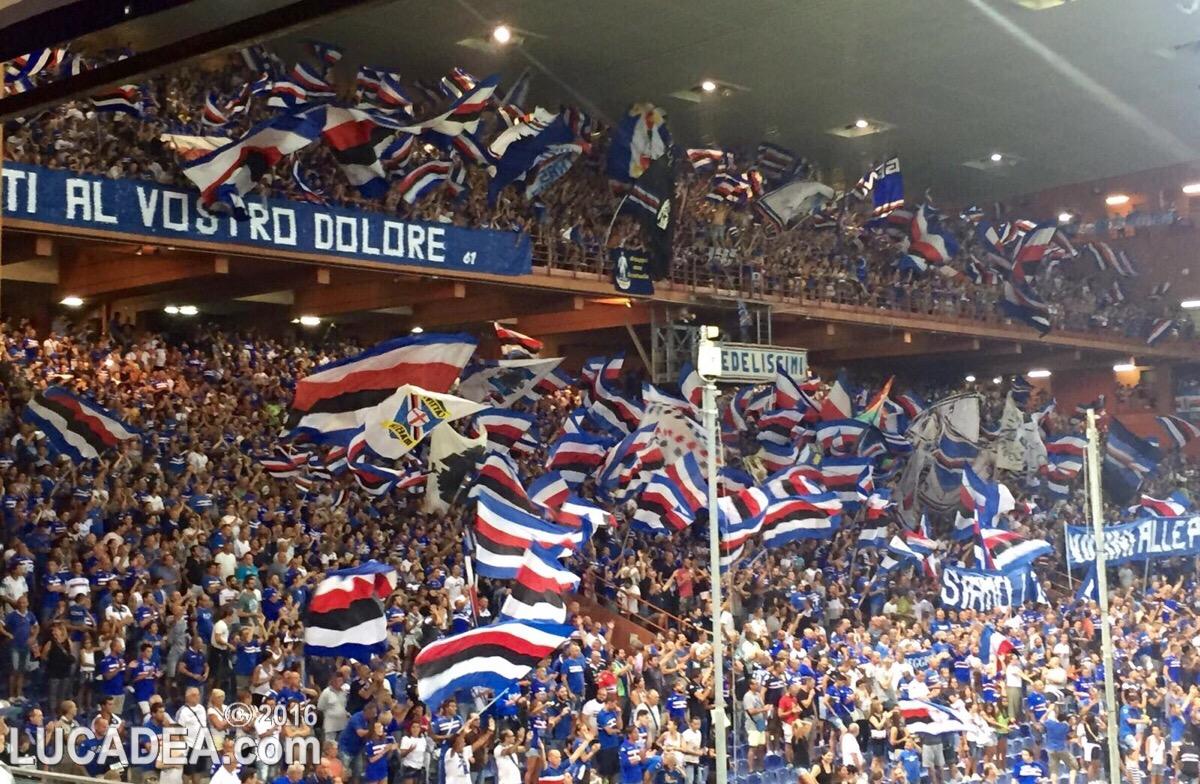 Sampdoria-Atalanta 2016/2017
