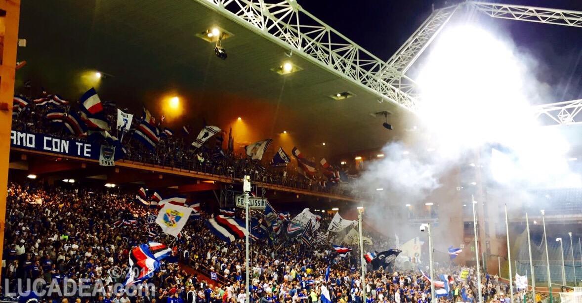 Sampdoria-Milan 2016/2017