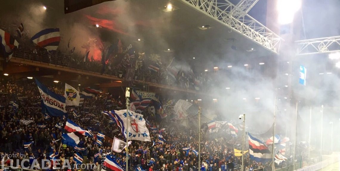 Sampdoria-Inter 2016/2017