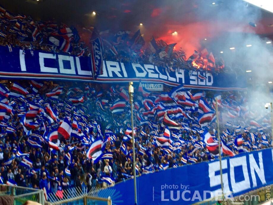 sampdoria-Genoa 2016/2017