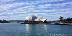 Sydney Opera House: il teatro dell'opera di Sidney