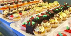 Paste al buffet (foto)