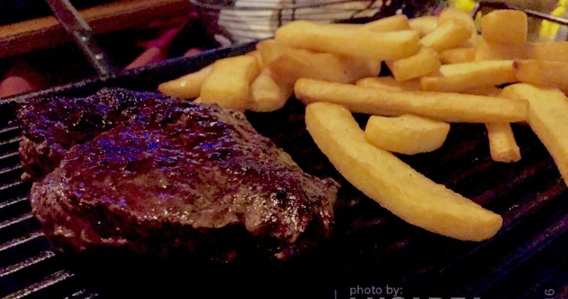 Filetto e patatine