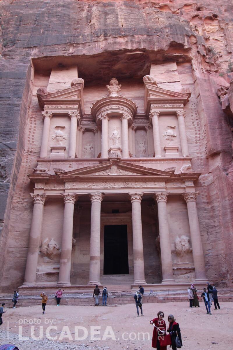 Petra in Giordania (foto)