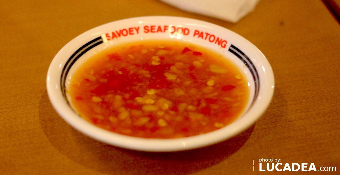salsa piccante thai