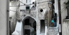 Sperlonga: il centro storico (foto)