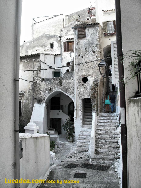 centro storico sperlonga