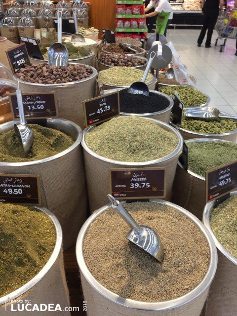 Spezie a Dubai