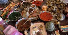 Souvenir e spezie dalla Giordania