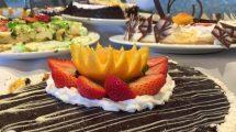 Torte al buffet (foto)