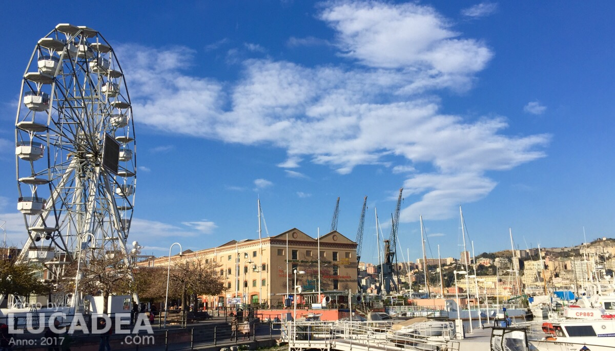 Ruota panoramica a Genova