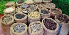 Spezie indiane trovate e fotografate a Cochin (foto)