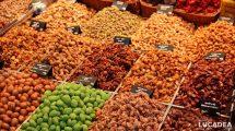 Frutta secca spagnola