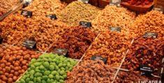 Frutta secca spagnola (foto)