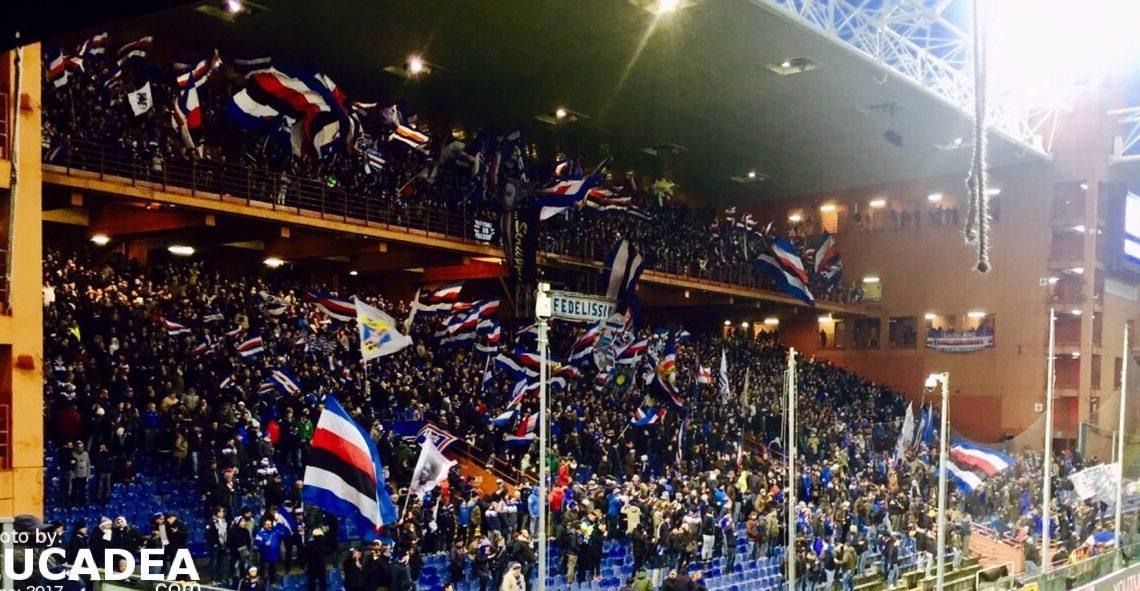 Sampdoria-Bologna 2016/2017