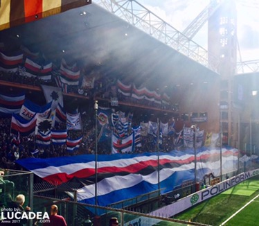 Sampdoria-Cagliari 2016/2017