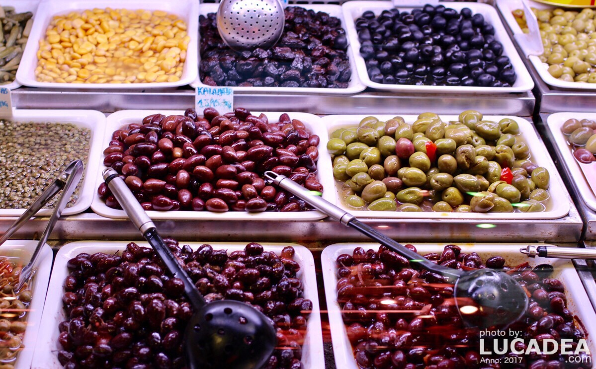 Olive per tutti i gusti