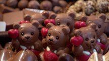 Orsetti di cioccolato: un buon pensiero per San Valentino (foto)