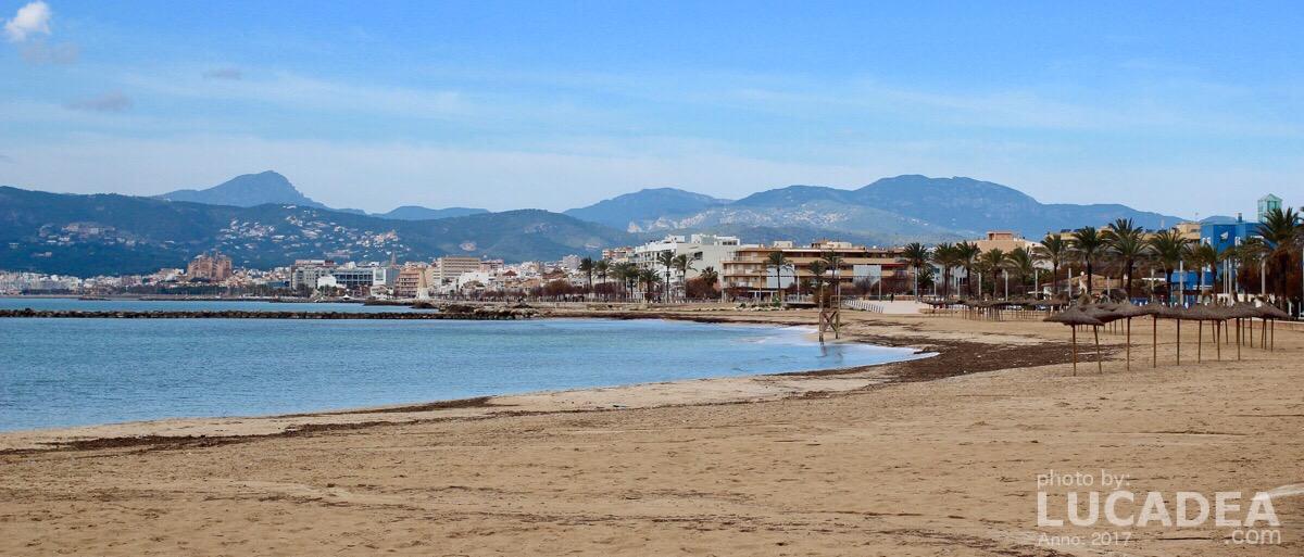Spiaggia di Mallorca in inverno: fascino spagnolo (foto)