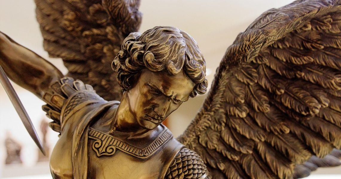 Statua antichi romani