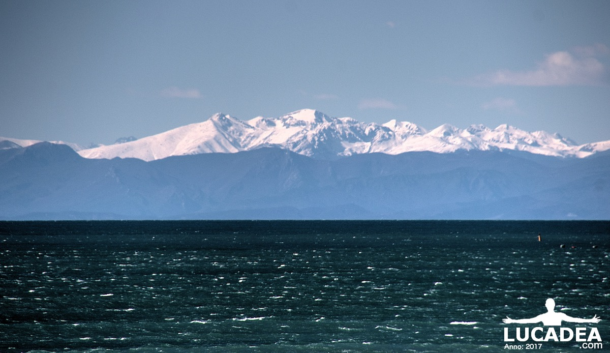 Alpi marittime innevate (foto)