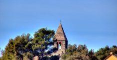 Il campanile di San Nicolò a Sestri Levante