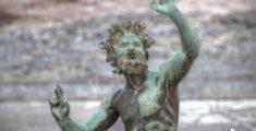 Fauno di Pompei, una statua eccezionale