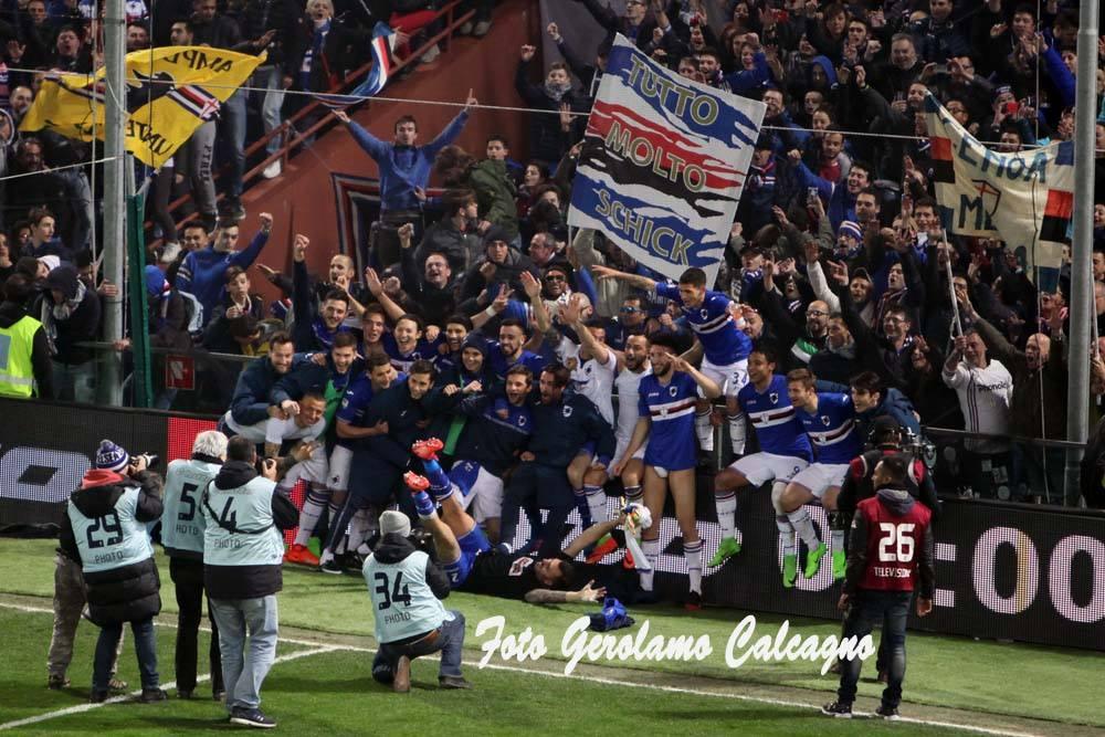 Genoa-Sampdoria 2016/2017