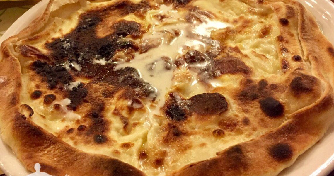 Focaccia al formaggio di Cinciarin