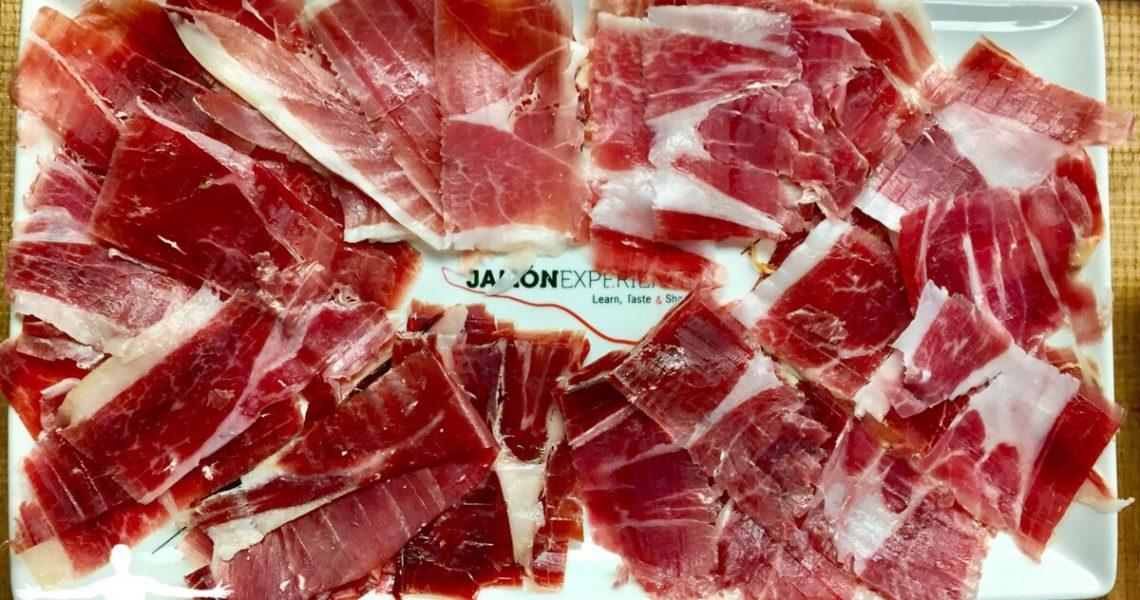 Assaggi di jamon