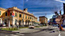 Nuova piazza della Stazione a Sestri Levante