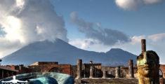 Foto di Pompei - Italia