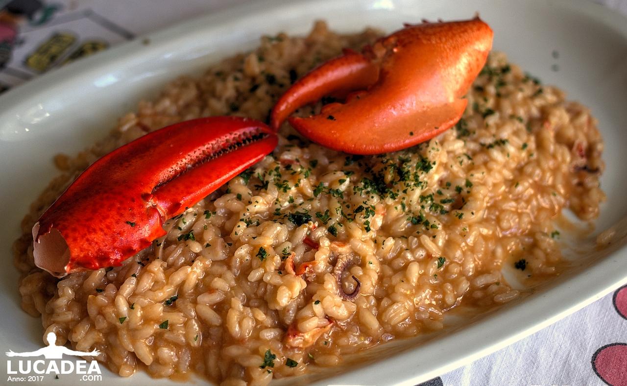 Calamari ripieni e risotto ai frutti di mare: la ricetta