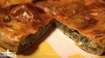 Torta di carciofi (foto hdr)