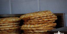 Pane per gyros greco