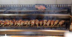 Souvlaki greci: lo street food greco per essellenza (foto hdr)
